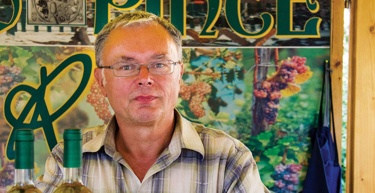 Pécsi borászok: Radó István