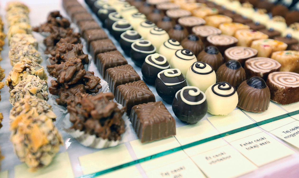 Csokoládé Karnevál