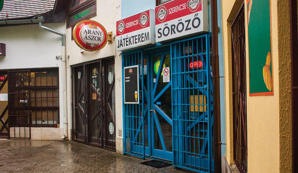Külvárosi Gasztró: Szerencse Söröző