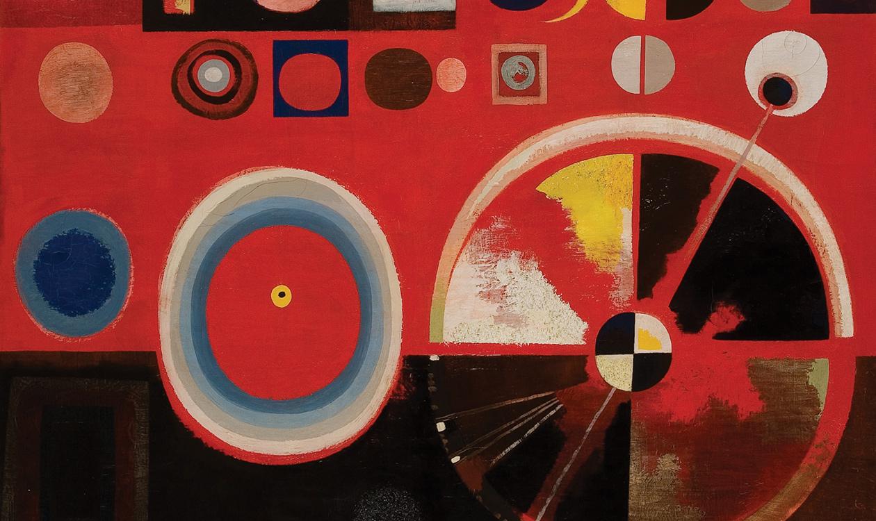 A fázisok rendje – Lantos Ferenc állandó kiállítása