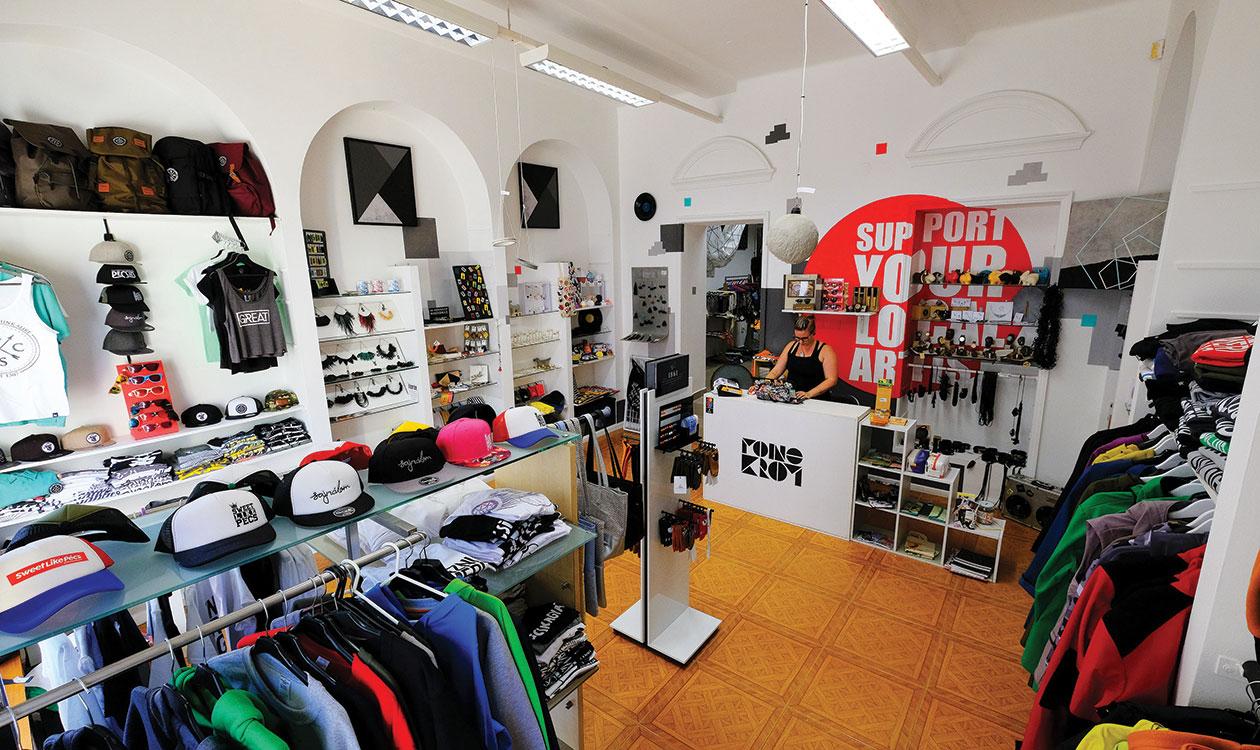 TOP SHOP - A belváros 25 legjobb üzlete