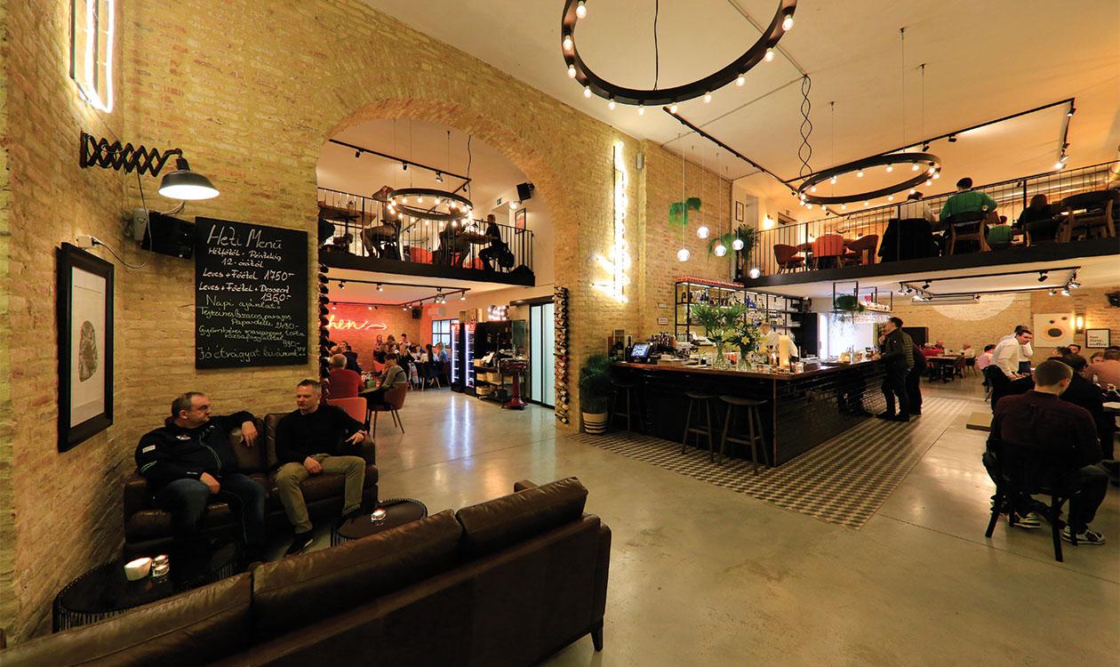 Teszteltük: Nana Bistro & Bar