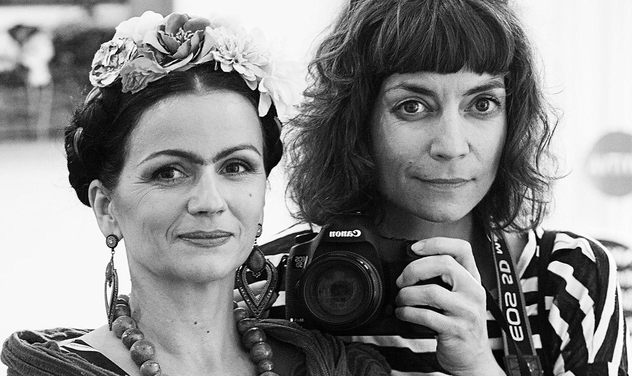Frida - A benned rejlő ikon