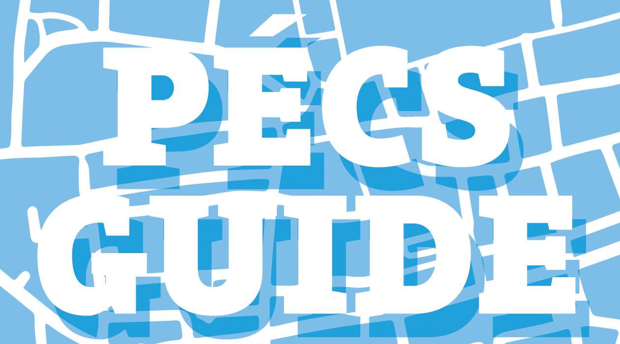 Pécs Guide - Útikalauz (nem csak) pécsieknek