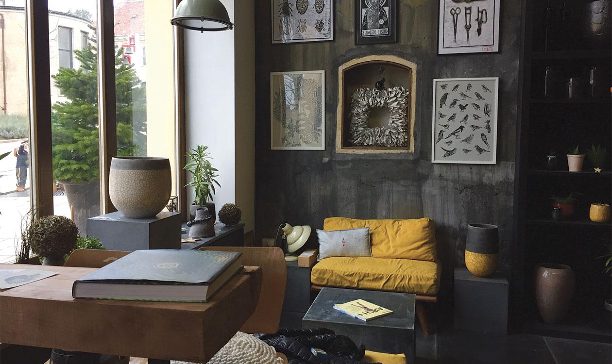 P'artisan art, design & co-space