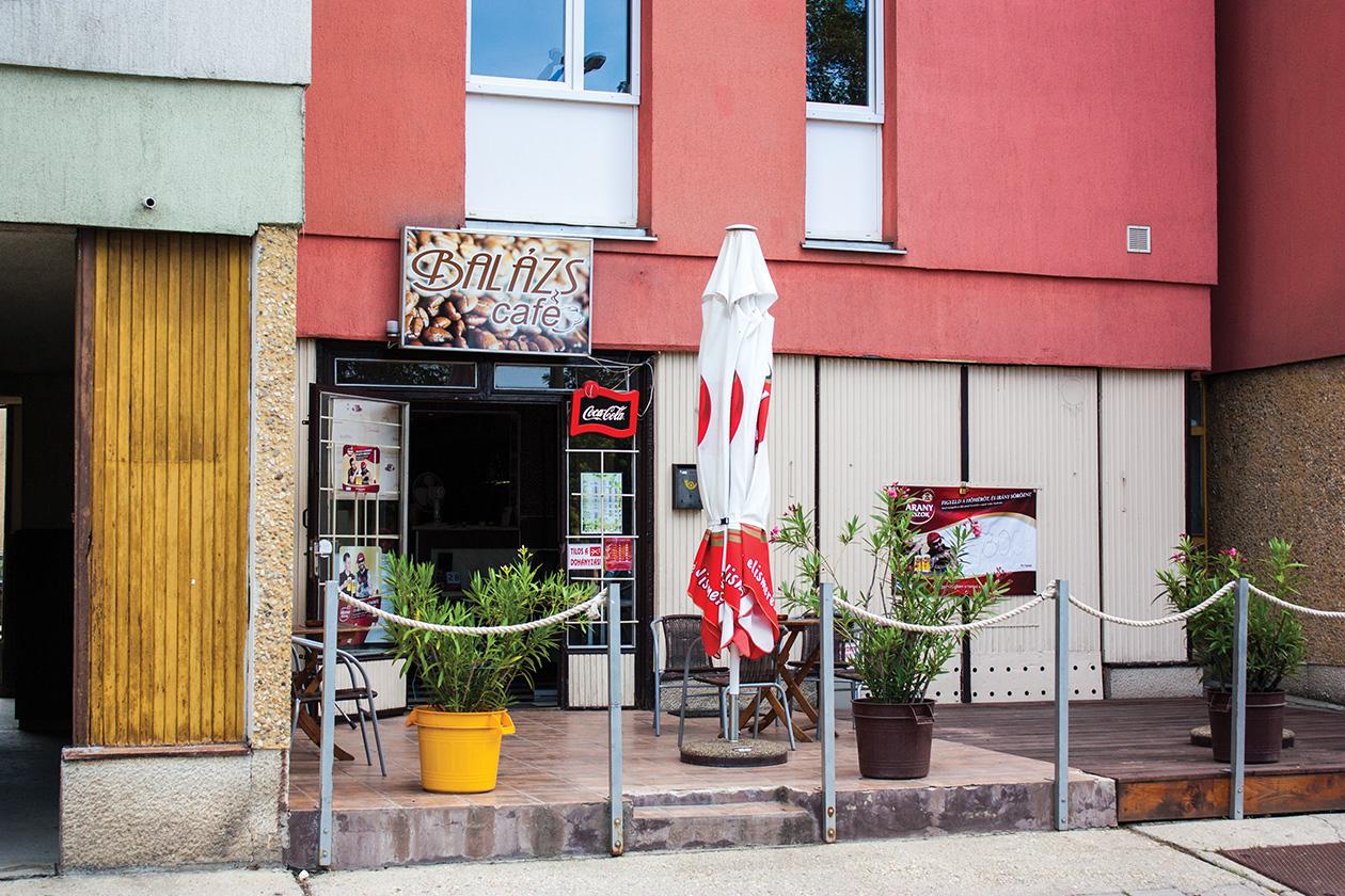 Külvárosi gasztró: Balázs Café