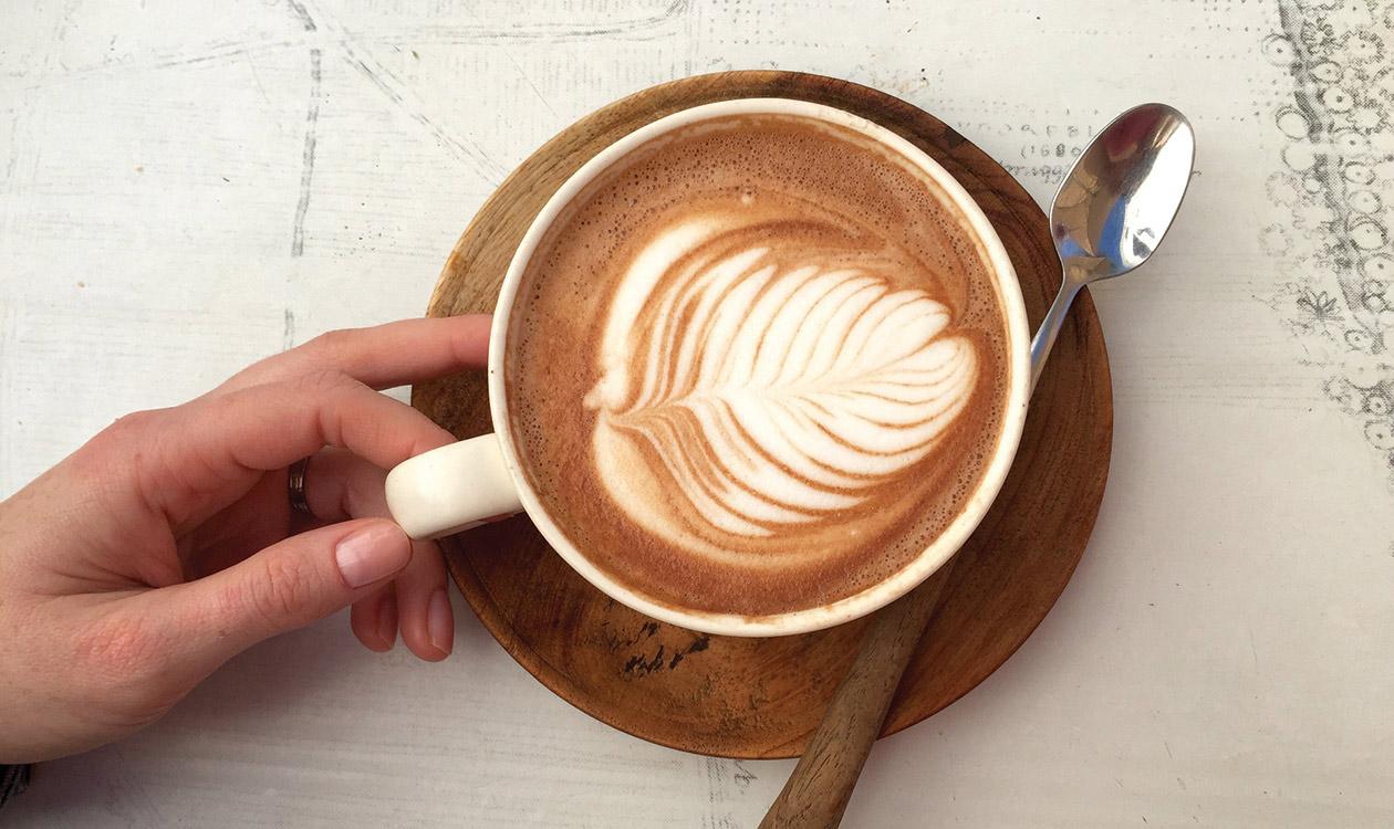 Kávéval az őszbe