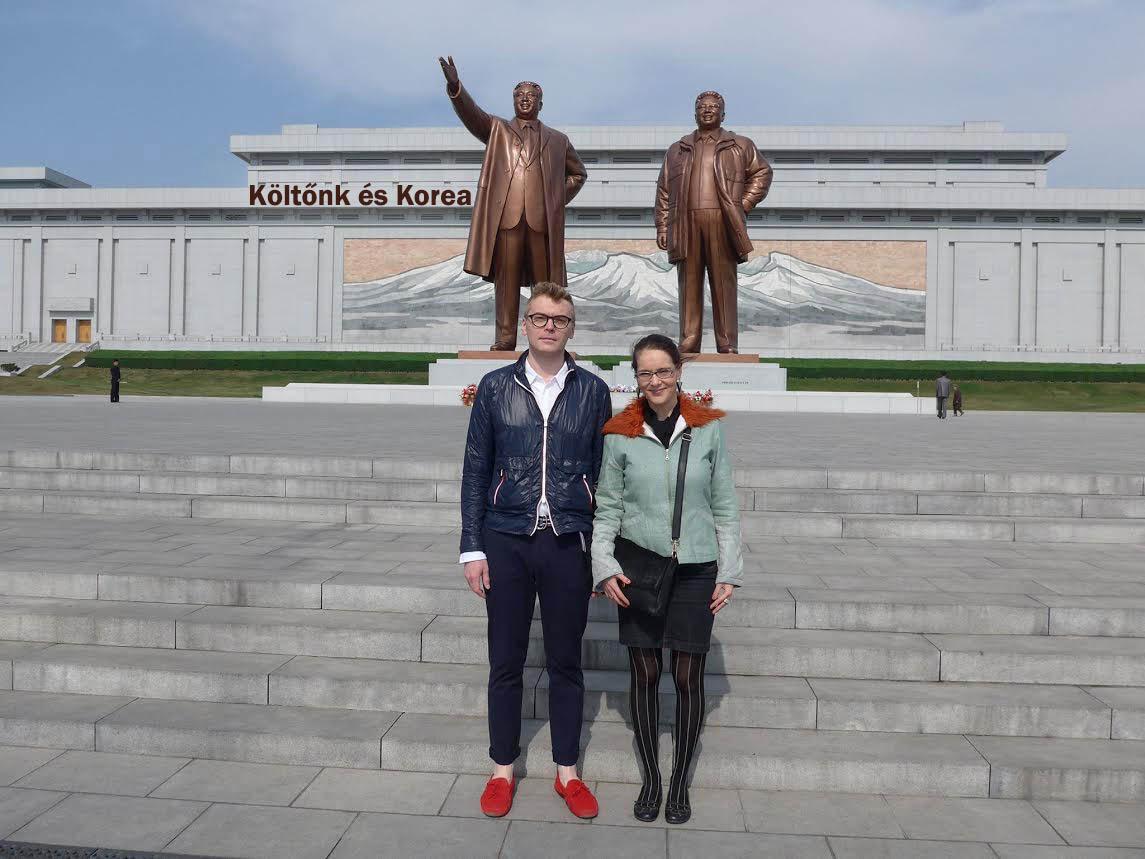 Karafiáth Észak-Koreában