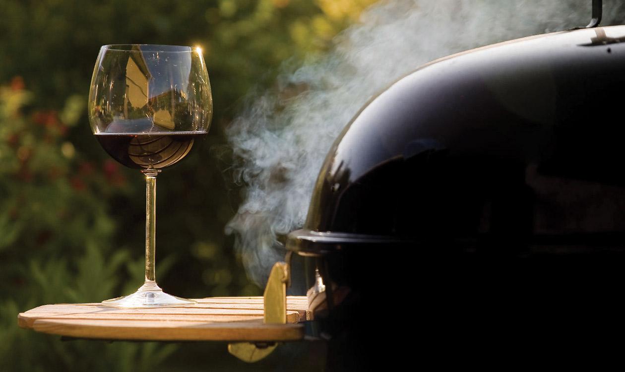 Enni borral 6. – grill és bor