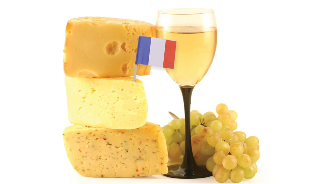 Enni borral 5. – sajt és bor
