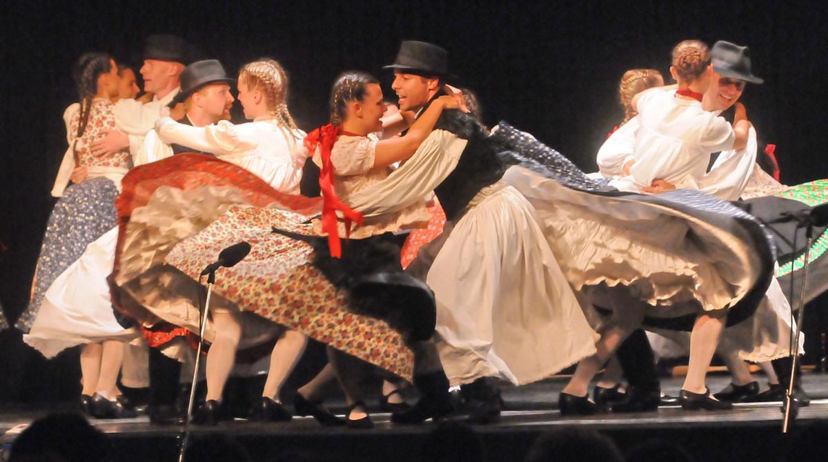 Déli Kapu Nemzetközi Folklórfesztivál