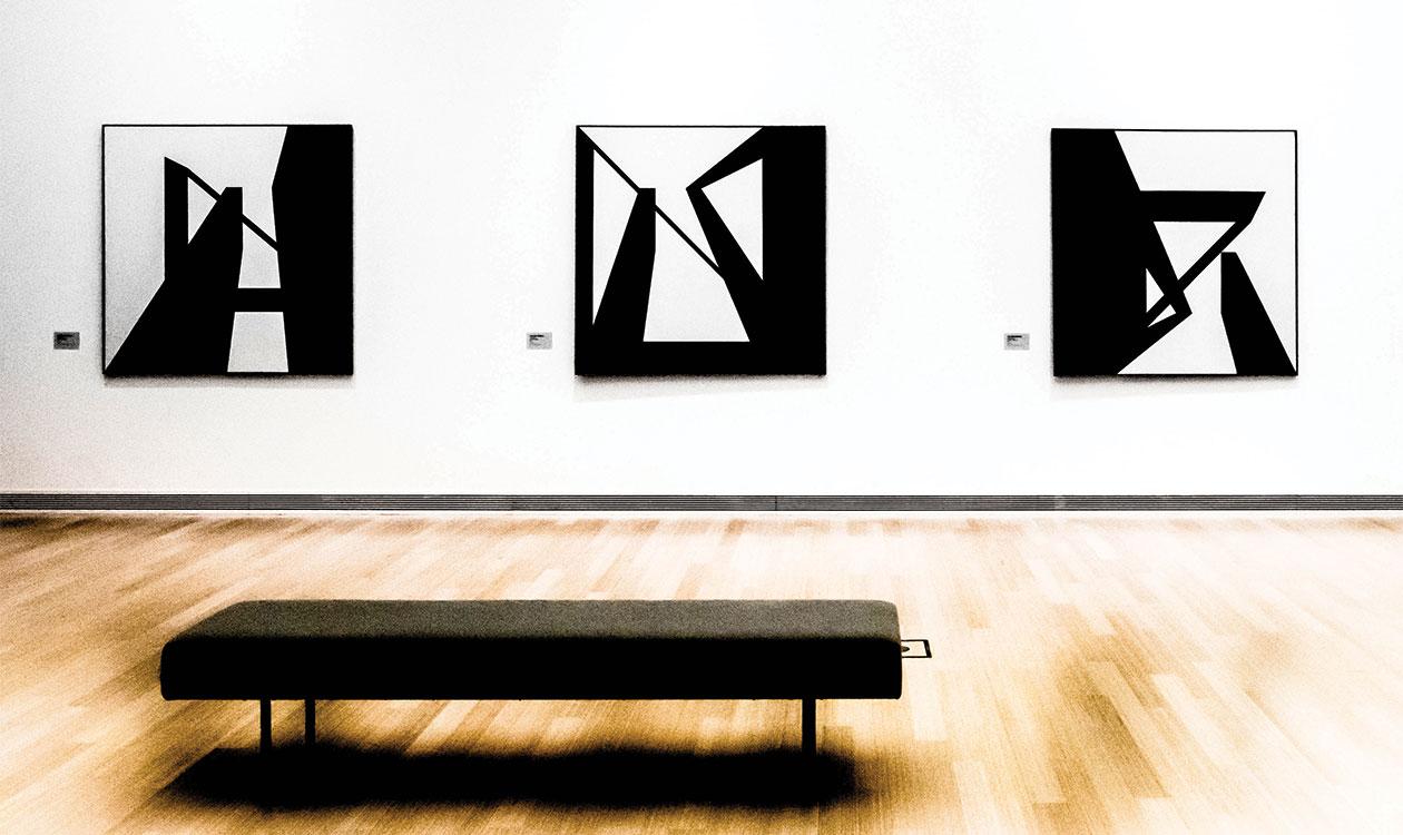 Párhuzamos avantgárd – A Pécsi Műhely csoport budapesti kiállítása