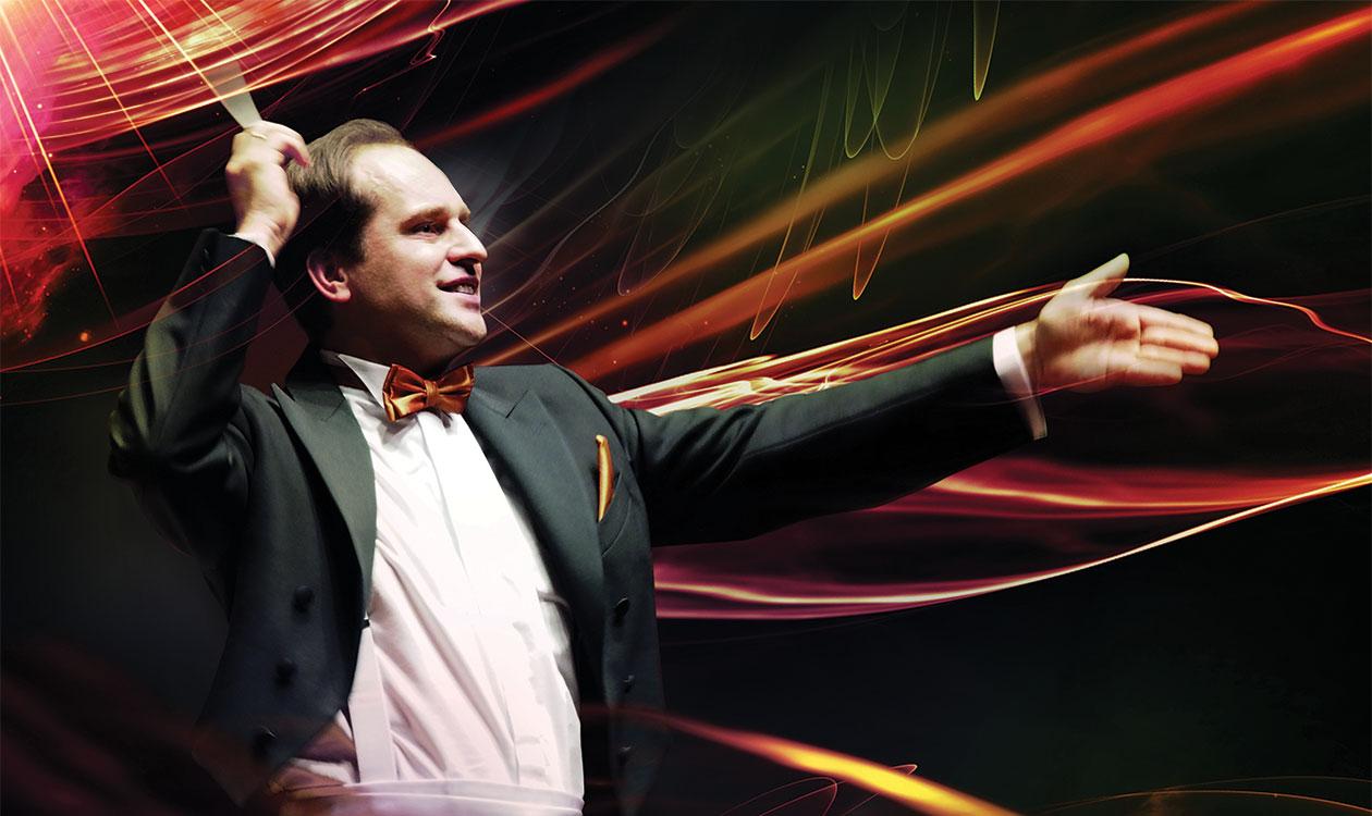Energiaáramlás a Pannon Filharmonikusokkal