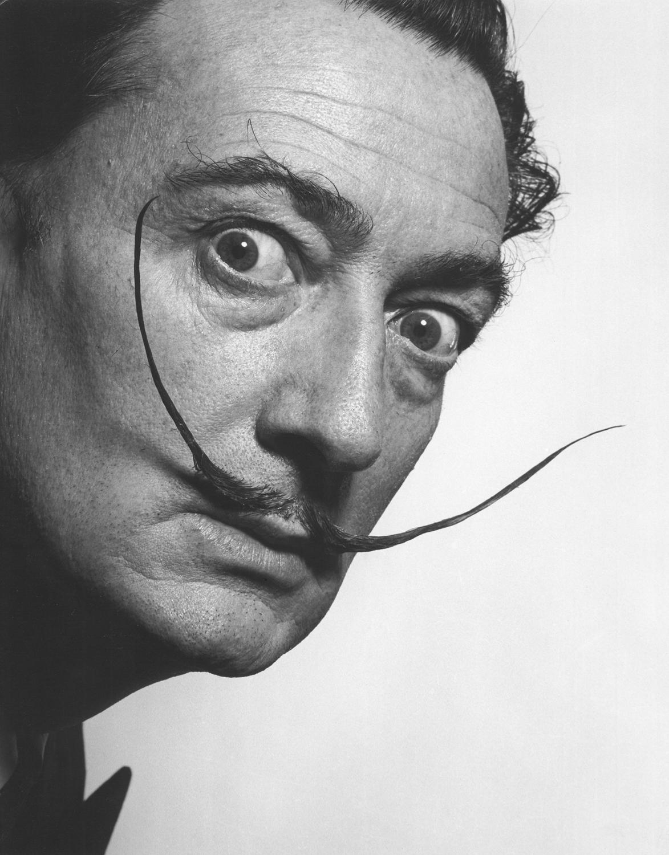 Dalí - Üdvözöllek az agyamban