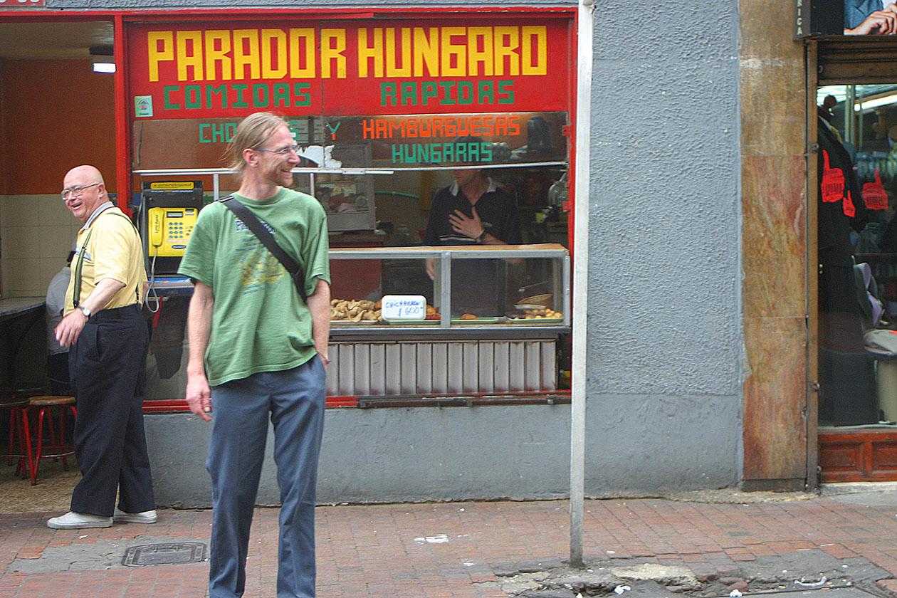 Parador Húngaro- filmvetítés és közönségtalálkozó