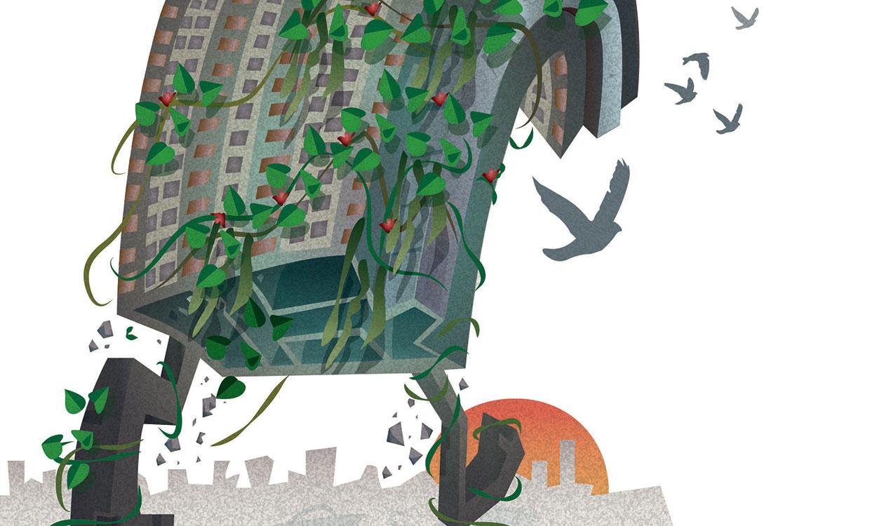 Mesél a város – Keresztesi József: Mese a Magasházról
