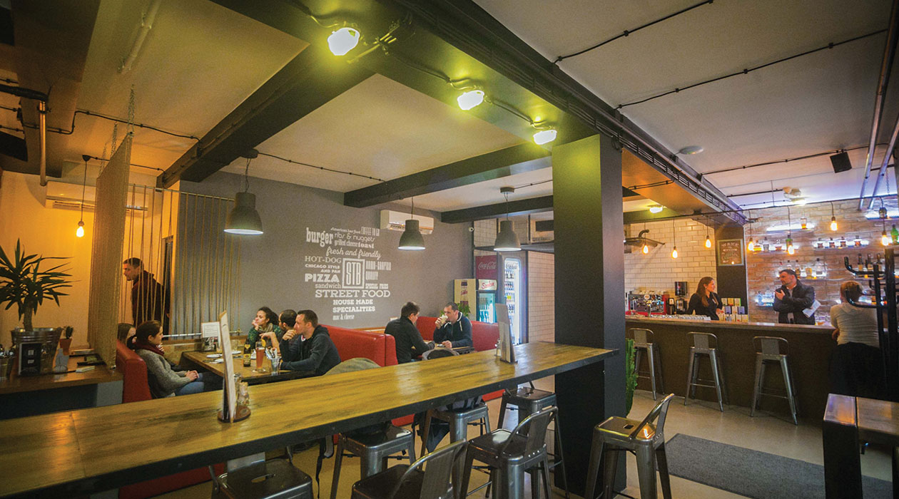 Teszteltük: STB Streetfood & Bar