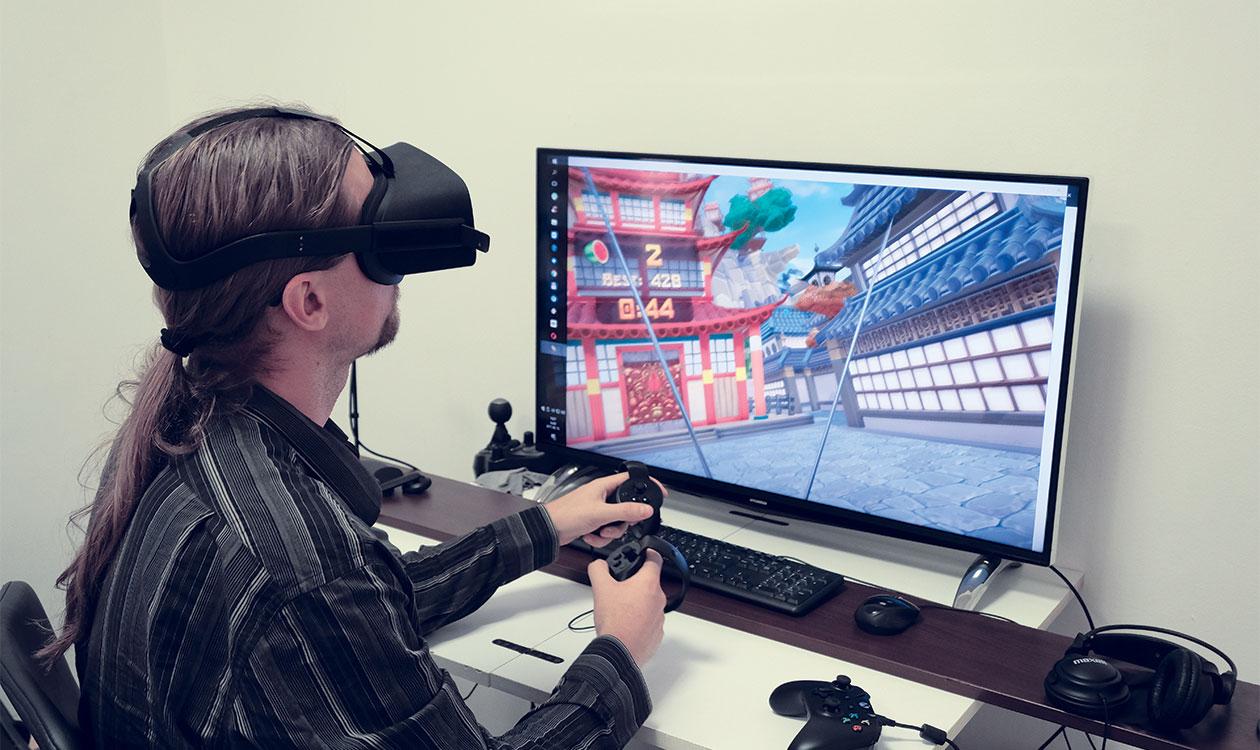A virtuális valóság szobája – VR Pécs 3c81db1963