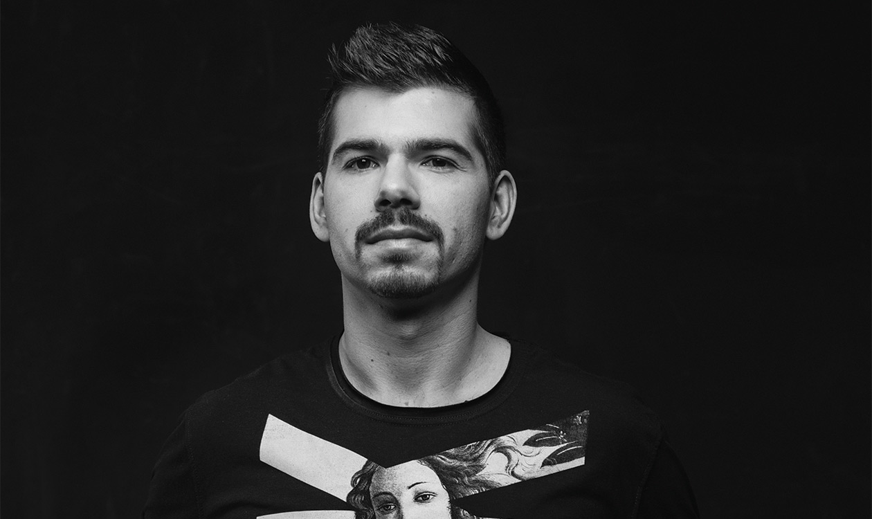 Portré: Boros Gábor (DJ Venom)