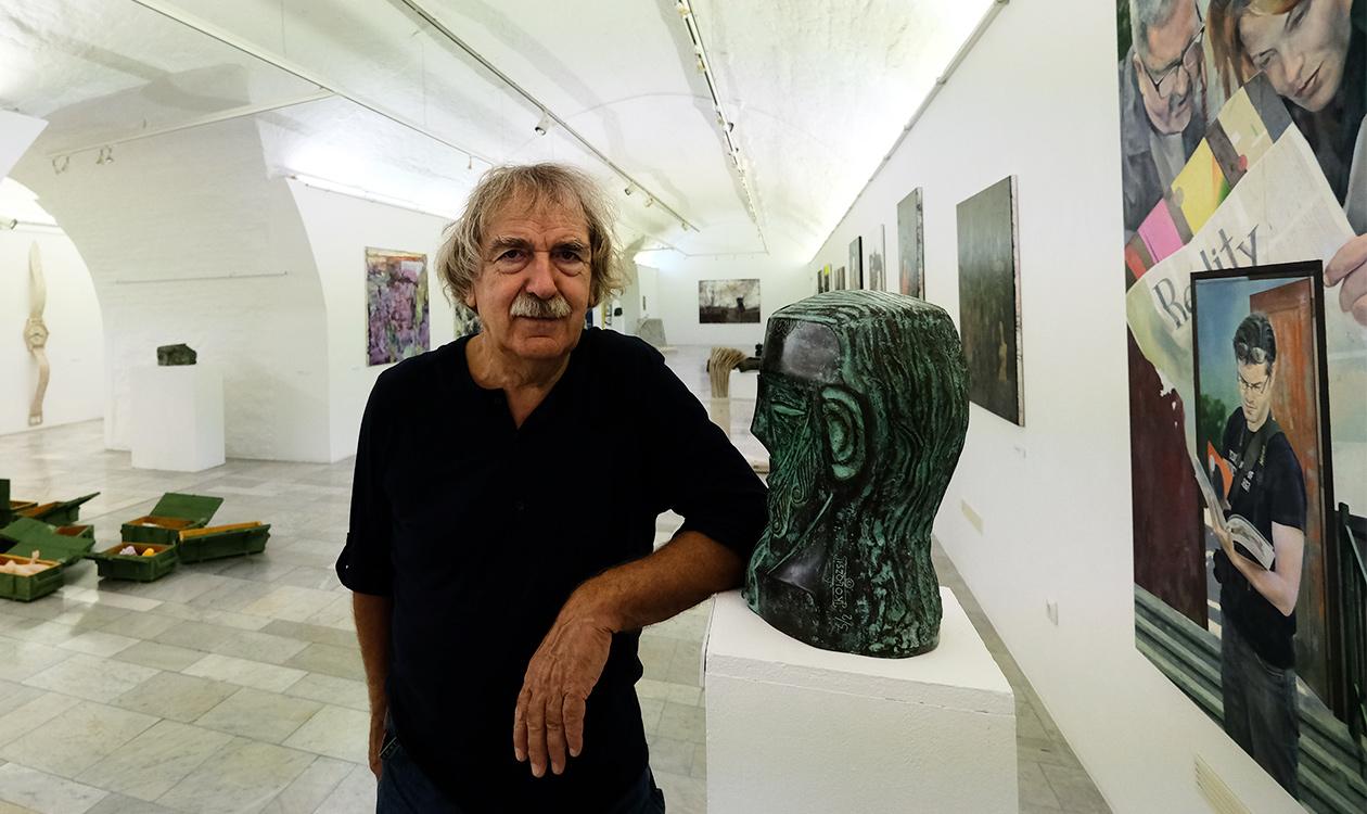Portré: Pinczehelyi Sándor