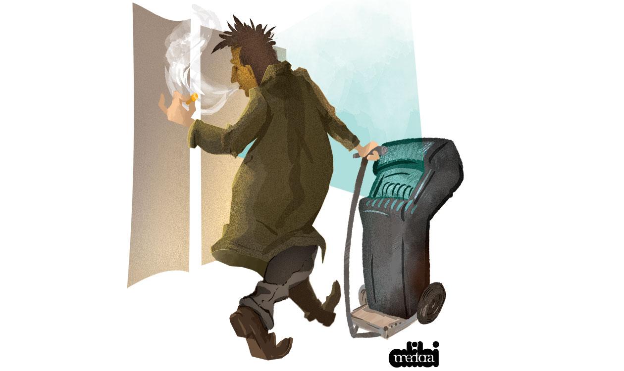 Eximó Jégrém: El Fumador