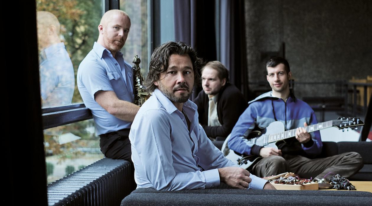 Dejan Terzic 'Melanoia' Quartet