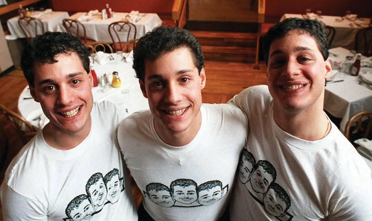 Három egyforma idegen