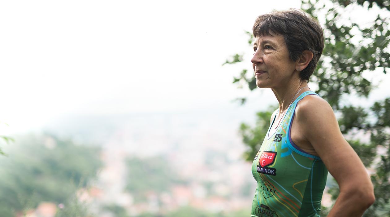 Portré: Pápayné dr. Sár Cecília