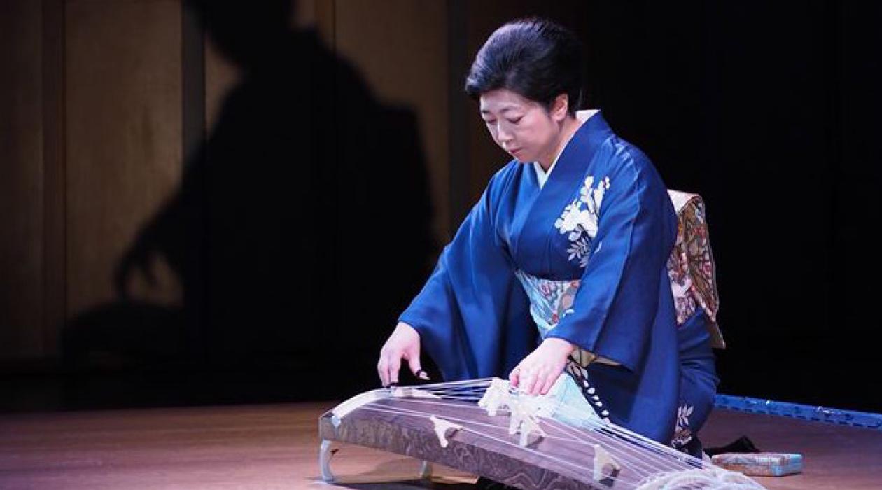 Jiuta – Tradicionális japán koncert