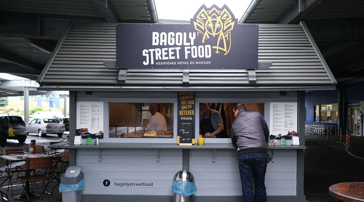 Teszteltük: Bagoly Street Food