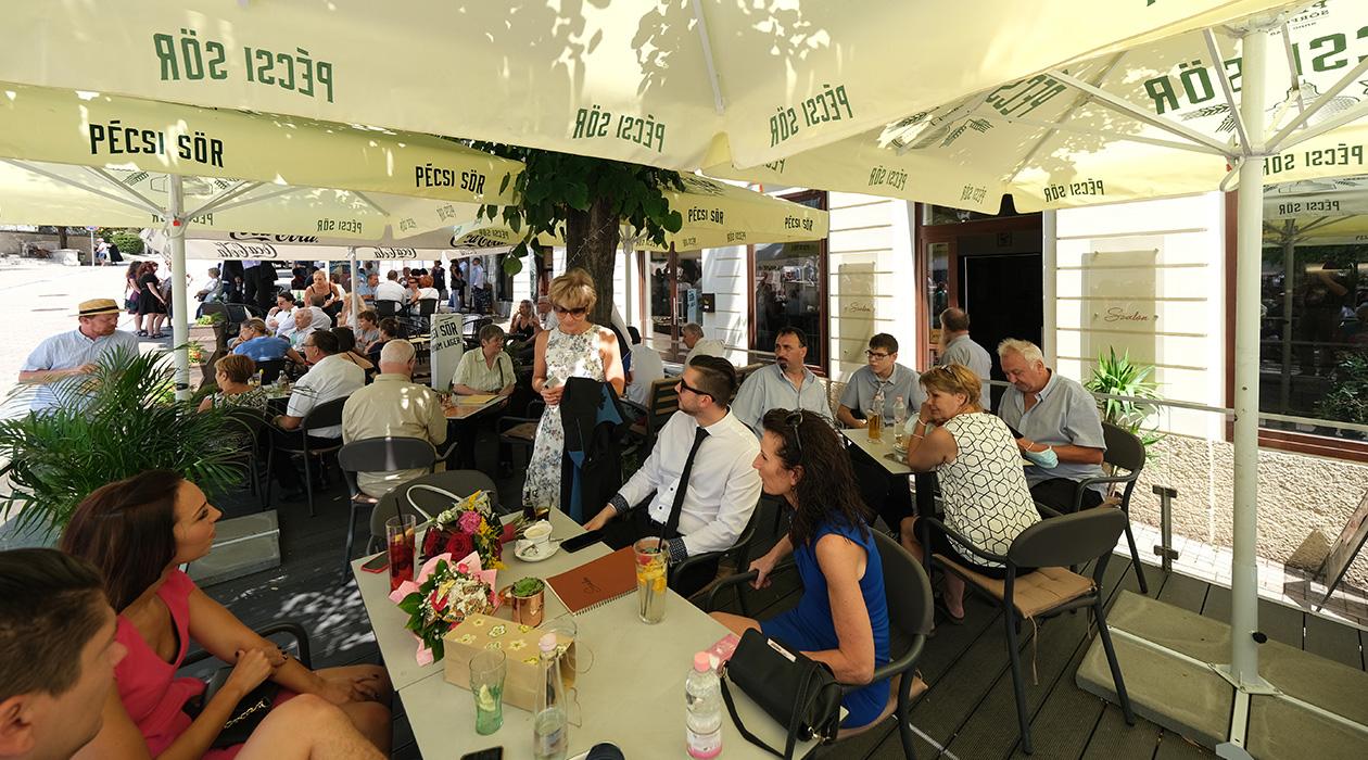 Teszteltük: Pécsi Szalon Beer Bar & Lounge