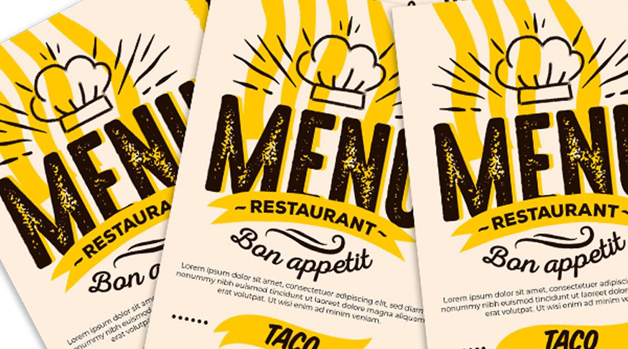 Az étterem névjegye