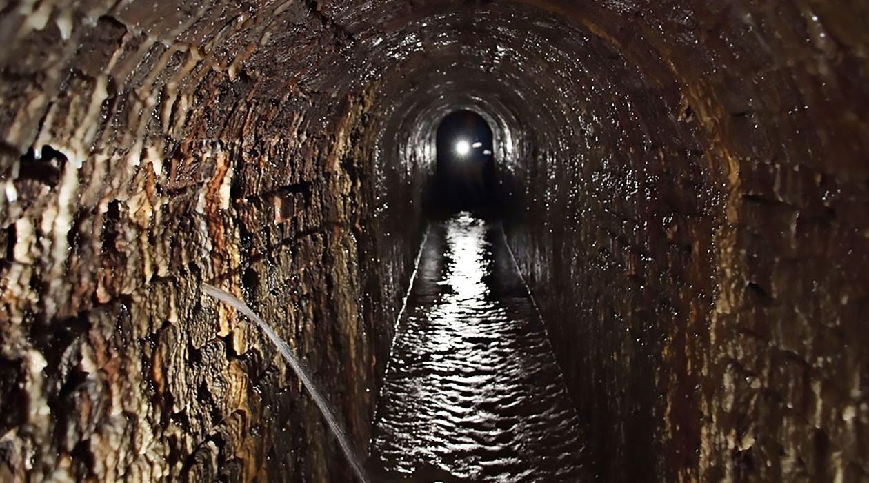 Víz a föld alatt